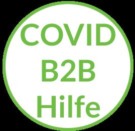 COVID Hilfe Button